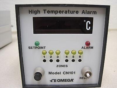 Omega High Temperature Alarm Model Cn101