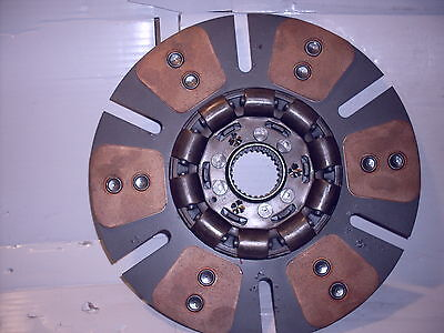 White 2-80 2-88 American 60 80 Oliver 1750 1755 1800 12 Tractor Clutch 165356a