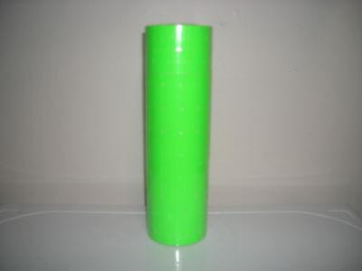 10000 Fl-green Labels Fit Motex 5500 1line Labelers