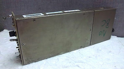 Ectron Differential Dc Amplifier 418-m828 Used 418m828