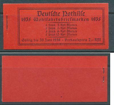 """DR Markenheft Nr: 41 tadellos Postfrisch """"Luxus"""""""