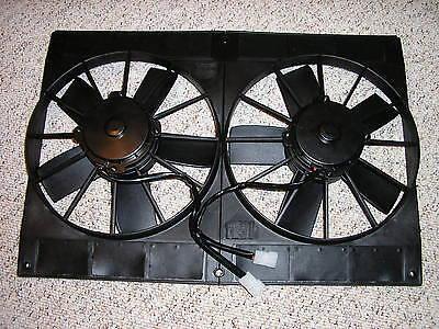 Dual Radiator Cooling Fan - Dual 11