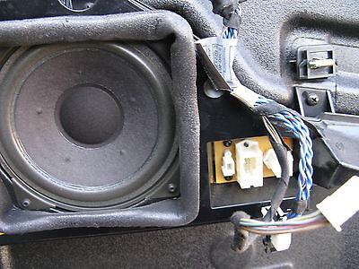 BMW E38 740iL SPEAKER FRONT RIGHT 1995-96-1997-1998-1999-2000-2001 750I 735I
