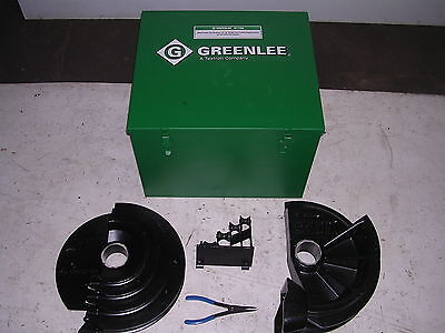 New Greenlee 854 855 Quad Smart Conduit Pipe Bender Pvc Coated Shoe Group 12-2