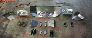 Road Rhino Weld-It-Yourself Front Bumper (Chevy, Dodge, Ford, GMC)