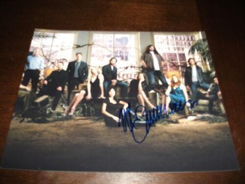 Michael Emerson LOST Signed Autographed 8x10 Photo PSA