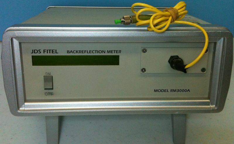 JDS FITEL Backreflection Meter RM3000A
