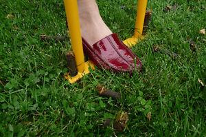 EZ CORE Manual Lawn Aerator - You'll Love it !