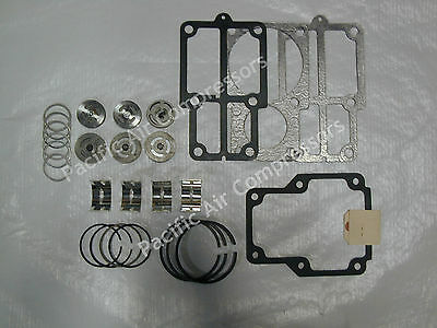 Curtis Challenge Air Fusheng Vs Tuk E15 Cu Valve Set Tune Up Kit Compressor Part
