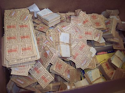 Vintage B & W Raleigh Cigarette Coupons - 14,000+