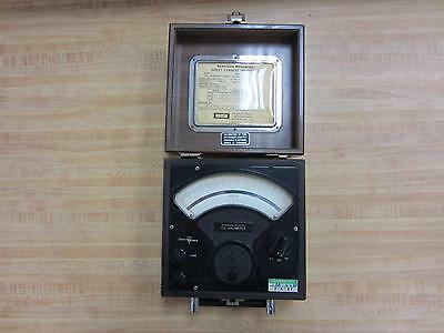 Singer Model C Antique D.c. Voltmeter Vintage Industrial 39082