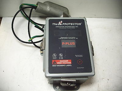 Innovative Technology Inc. P-480nnc Quantity Transient Voltage Surge Protector