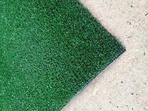 Artificial Grass Mat - Greengrocers Fake Astro Grass 6ft x 3ft turf