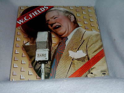 Best of W.C. Fields '76 Columbia Records Mono Sealed