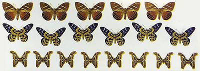 Керамическая Decals CUSTOM 3 Kinds Butterflies