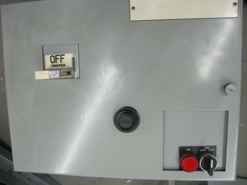 Gould/Siemens 5640 Size 1 MCC Bucket