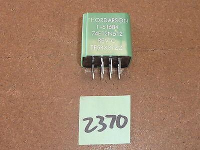 Thordarson T61684 8 Pin Transformer 74e12n512