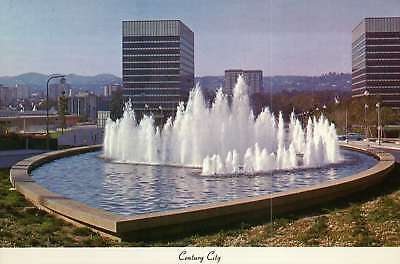 Century City near Beverly Hills, California, an ALCOA Development --- Postcard