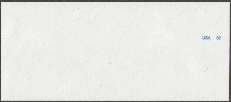 #u632a Greenish Blue Omitted Major Error Entire Cv $450.00 ++ Bn4529