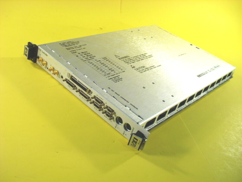 Agilent/HP E1498A /V743 HP VXI V743/100 Embedded Controller