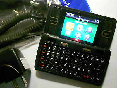 GOOD!! LG enV2 vx9100 Envy Camera QWERTY Bluetooth Video Flip VERIZON Cell Phone