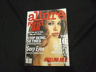 2004 NOVEMBER ALLURE MAGAZINE - ANGELINA JOLIE - FASHION SUPER MODELS - A 1472