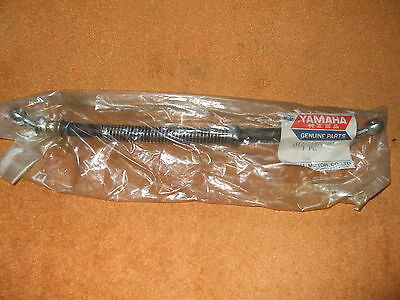 <em>YAMAHA</em> BRAKE HOSE XS500 BRAKE TROUSERS FRONT GENUINE NOS