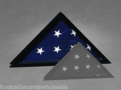 splay Case Holder Protection Wall Mount (Flag Display Cases)
