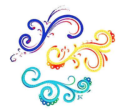 Sizzlits Decorative Swirls set 3-die #656323 Retail $19.99 SO BEAUTIFUL!!