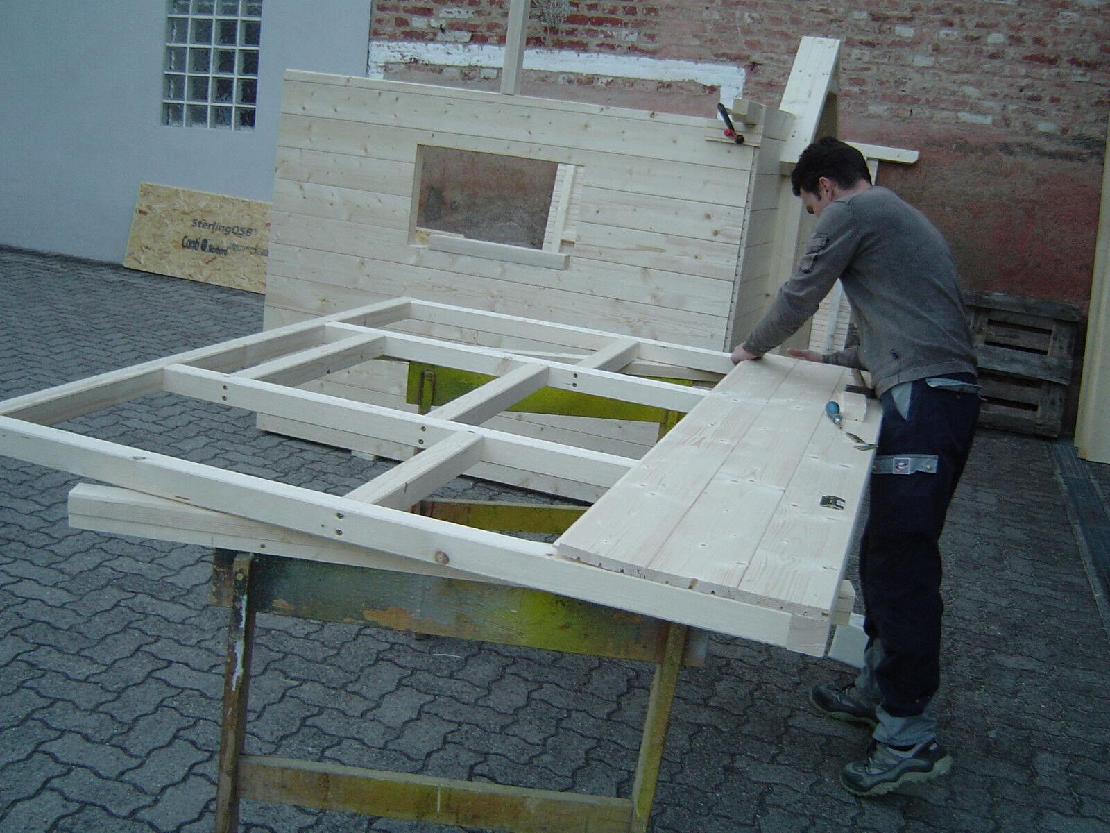 Kinderspielhaus bauplan spielhaus stelzenhaus terrasse - Seitenwand terrasse ...