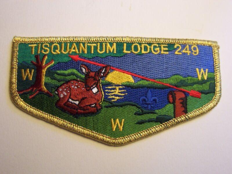 Tisquantum Lodge (S-45) Elangomat