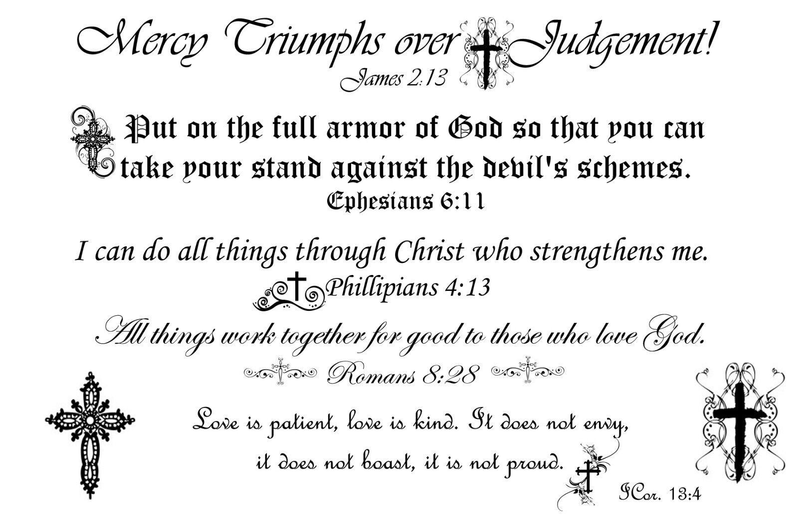 как выглядит Bible Verse Temporary Tattoos / Scripture Tattoos 3-Pack Bundle фото