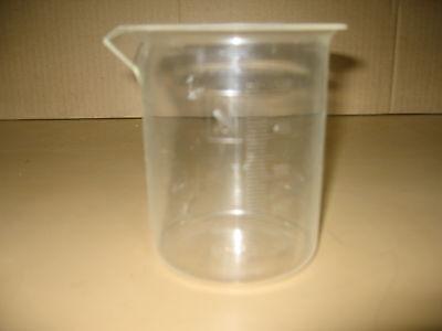 Dynalon 222045-0500 Plastic Beaker Graduated 500ml Pack Of 5