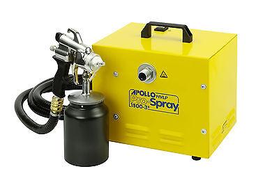 Apollo 1500 hvlp,240volts,pro-spray 1500.