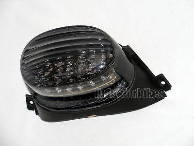 LED Rücklicht Heckleuchte schwarz Suzuki GSX R 1000 K5 K6 smoked tail light