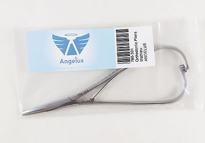 Dental Mathieu Orthodontic Pliers Needle Holder Angelus 786-331