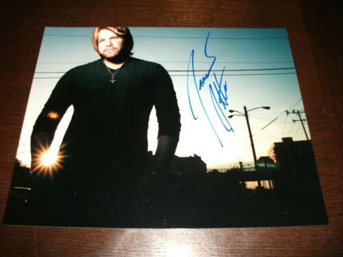 2019 Latest Design James Otto Signed Autographed 8x10 Music Photo Psa #1 Music
