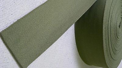 Baumwollband, Teppicheinfassband 100 mm breit, Apfel grün