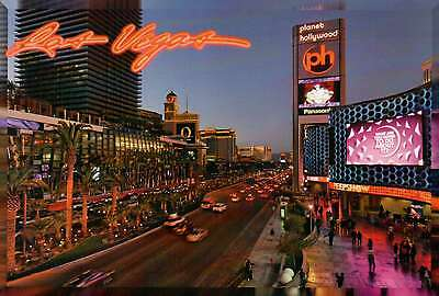 Planet Hollywood Hotel and Casino, Las Vegas, Nevada, The Strip --- (Planet Hollywood Vegas Strip)