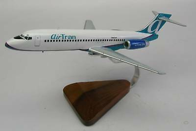 B-717 Air Tran Boeing B717 Airplane Wood Model Free Shipping for sale  Shipping to Canada