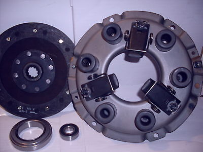Fits Satoh S650 S650g Or 560 Tractor Clutch