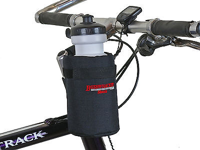 Bushwhacker Shasta Bike Water Bottle Holder Bicycle Cage Cycling Bag Hydration](Water Holder)