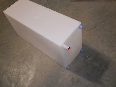 30 gallon Fresh water tank, Camper RV Horse Trailer FDA approved