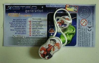 """""""Die Astro Generation"""" 2005 ZWILLINGE, Gemini mit BPZ DEUTSCH"""