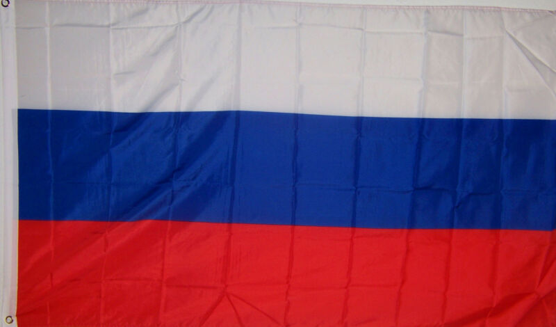 RUSSIA flag RUSSIAN NEW 3x5 ft BANNER better quality usa seller