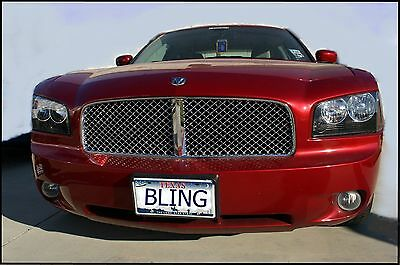 06-2010 Dodge Charger Chrome Mesh Bentley Grille Grill ()