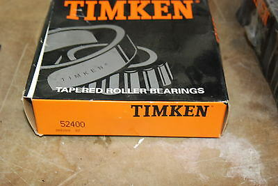 Timken 52400 200208 22  Bearing New