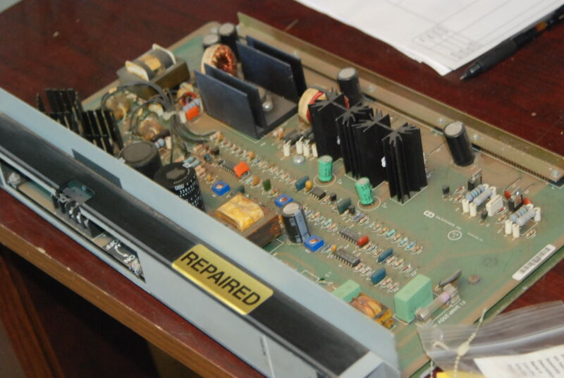 Gould Modicon AS-P930-000 Repaired Power Supply