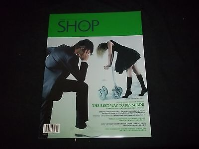 2009 WINTER SHOP MAGAZINE - THE BEST WAY TO PERSUADE - FASHION MODELS - F 1049