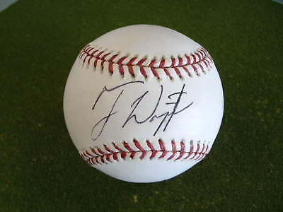 Ty Wigginton autograph MLB  baseball auto  Rockies